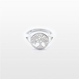 Prstan Tree of life - prstan drevo življenja - prstan energijski - ženski prstan