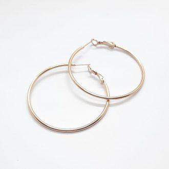 okrogli uhani - kreoli - ženski uhani - obročki - uhani za ženske - nakit